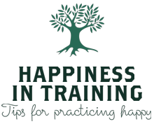 Happiness in Training Logo